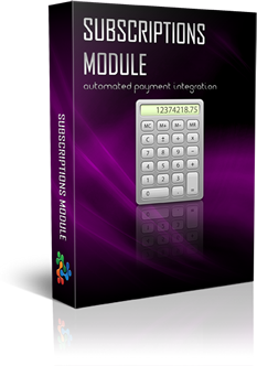 Subscriptions Module